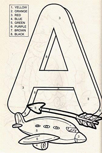 Libro Para Colorear De Los Numeros Imprimir libro para colorear de ...