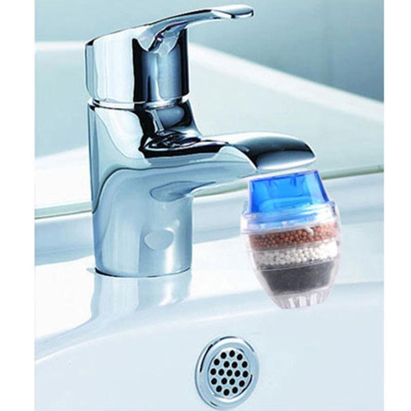 2x 450 filtro purificador de agua con minerales para - Purificador de cocina sin salida ...