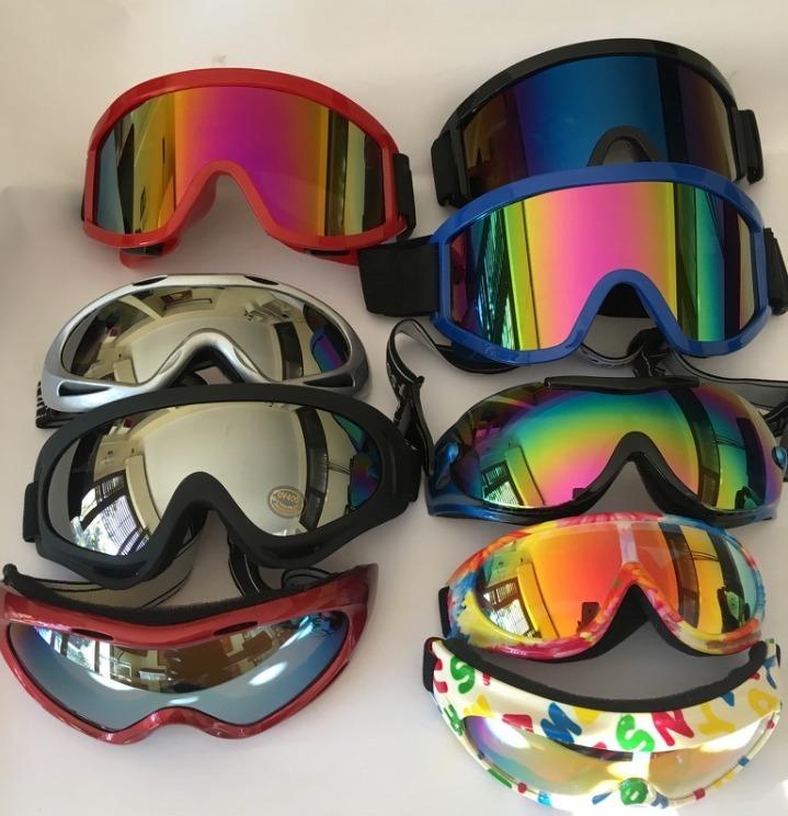 f3439f2167 2x Antiparras Ski Snowboard Nieve Niños Adultos - Bigbull - $ 17.000 ...