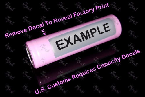 2x bateria recargable samsung 30q 18650 3000mah inr vapeo