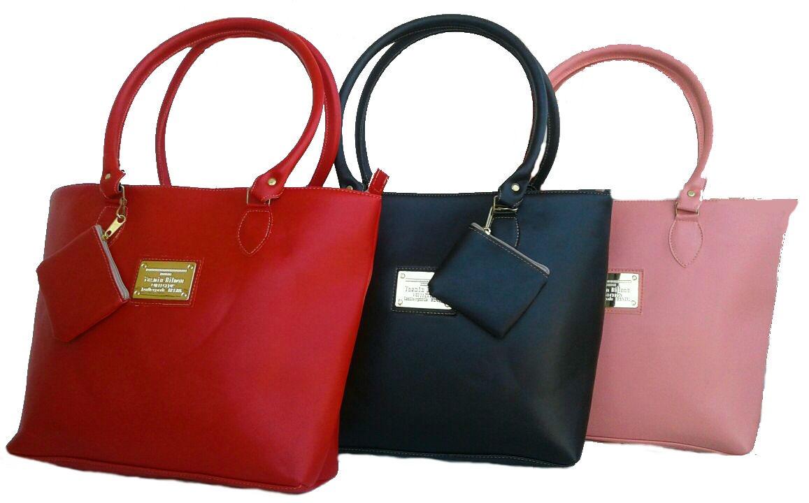 c22fd1e9b 2x bolsas quadradas feminina couro sintético alça linda. Carregando zoom.