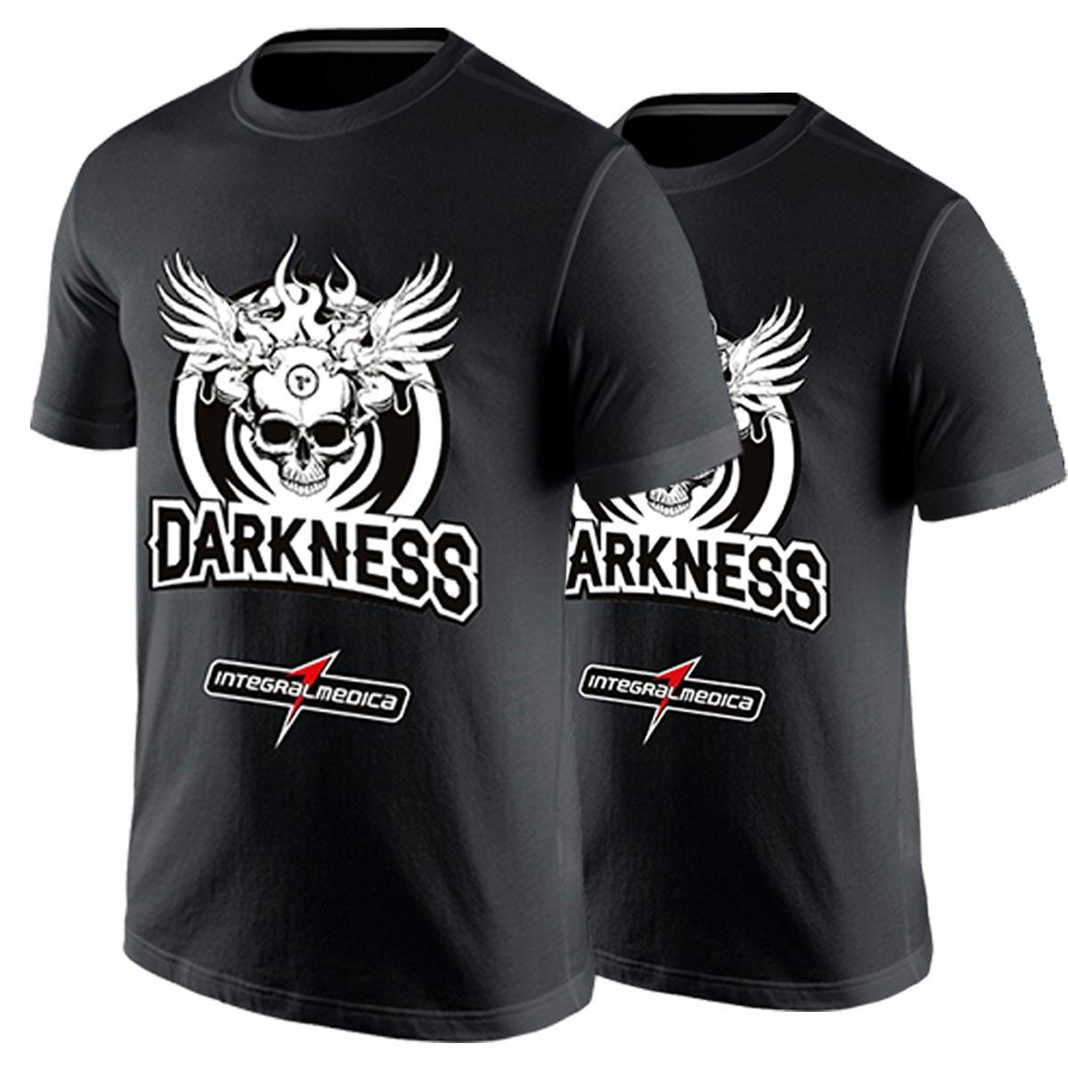 7a2fd3101 2x camisa dry fit caveira - darkness - integral. Carregando zoom.