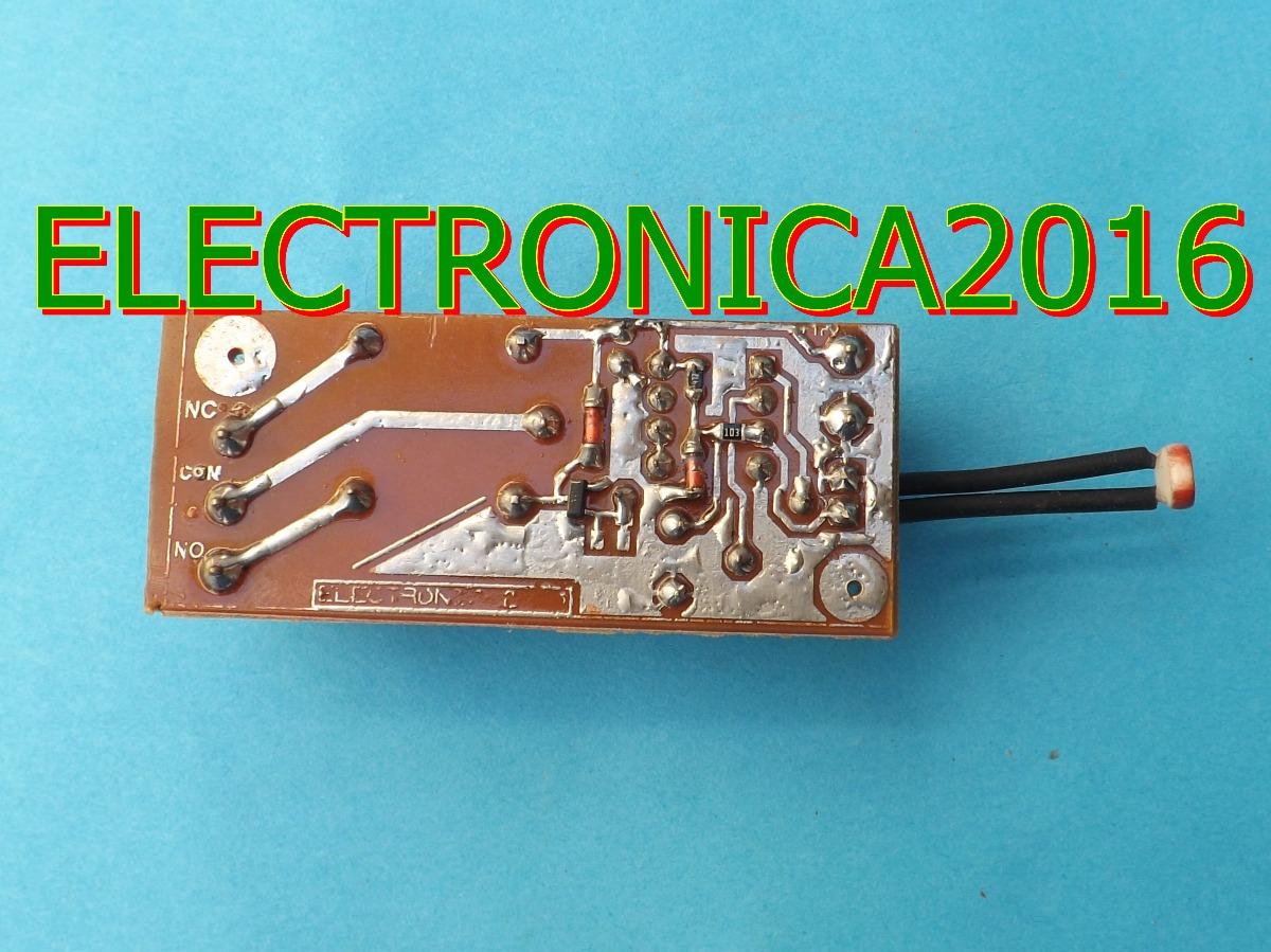 Circuito Ldr : Circuito v sensor ldr lm lm solar rele v