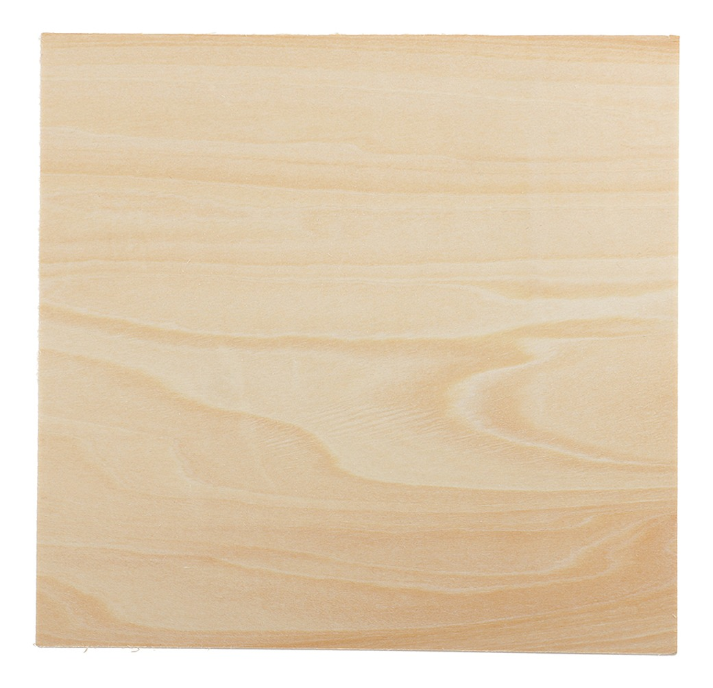 recorte de madera Artibest 200 discos cuadrados de madera en blanco sin terminar para manualidades 25 mm decoraci/ón r/ústica de boda