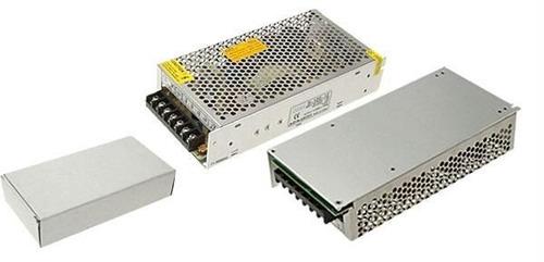 2x fuente de poder 12v 10a 120w cintas led cámaras