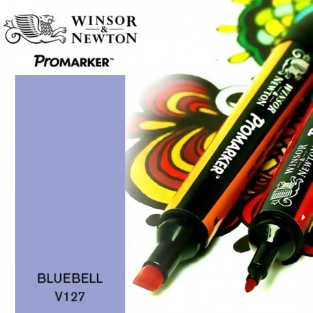 2x marcador promarker winsor & newton b624 midnight
