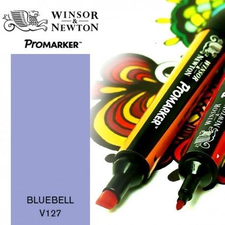 2x marcador promarker winsor & newton v528 orchid