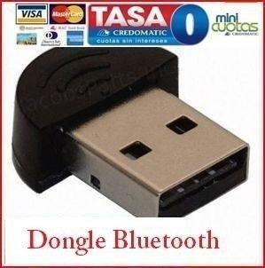 2x mini bluetooth v2.0 adaptador laptop pda usb