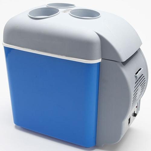 2x mini cooler geladeira carro 7,5l portatil 12v  viagem