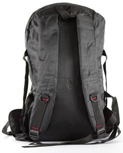 2x mochila montanhismo resistente chuva trilha 50l em nylon