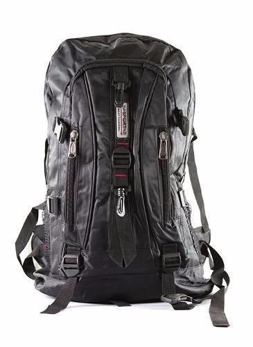 2x mochila sport escolar 50 l camping trilha viagem passeio