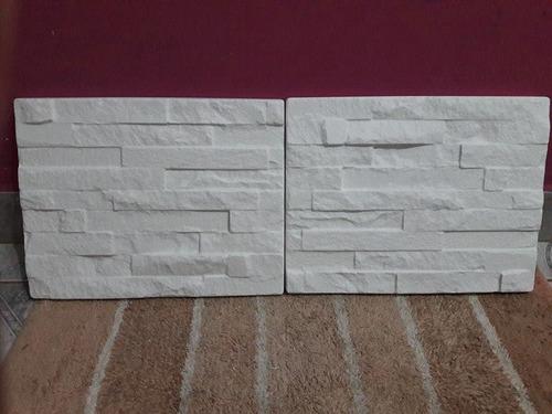 2x moldes para fabricacion placas antihumedad