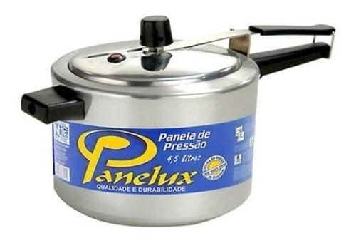 2x panela de pressão4,5litros panelux mais vendida do brasil