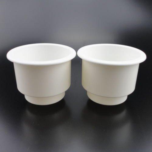 2x perfecto venta barco blanco copa de plástico bebida pued