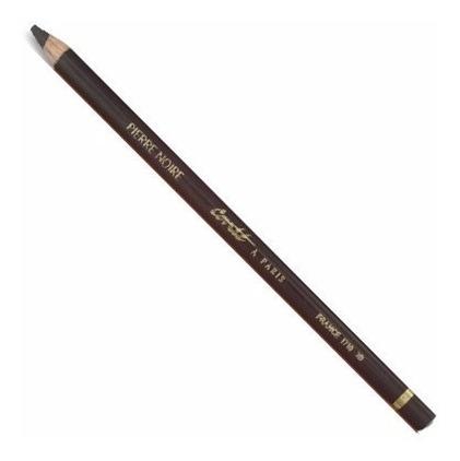 2x promo. lápis crayon conté à paris pierre noire 3b