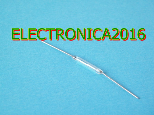 2x reed switch magswitch 2 x 14mm na magnetico