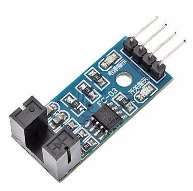2x sensor velocidade módulo encoder acoplador óptico arduino