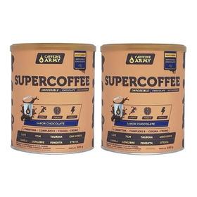 2x Super Coffe 2.0 - Caffeine Army - Café Termogênico Oferta