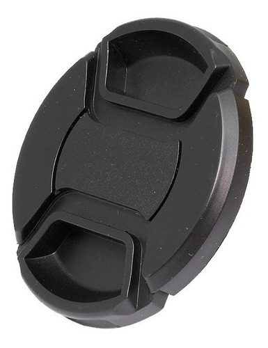 2x tapa frontal lentes objetivos nikon canon diámetro 58mm