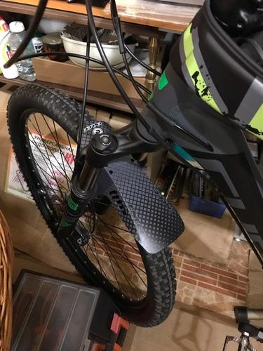 2x tapabarros enlee bicicleta alta calidad mtb envio gratis