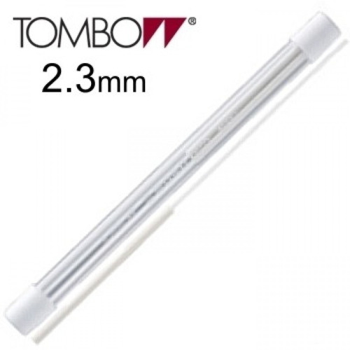 2x tombow refil borracha mono zero redonda 2,3mm c/2