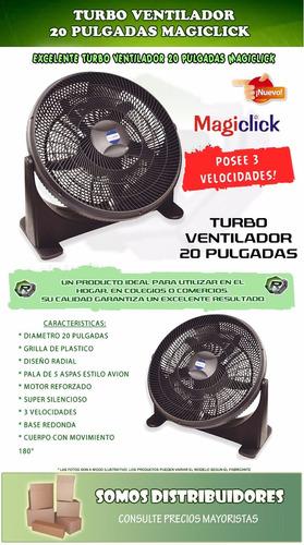2x ventilador semi industrial turbo 50cm grande 90w oferta