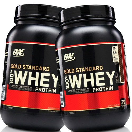 2x whey isolate gold standard 100% on optimum nutrition