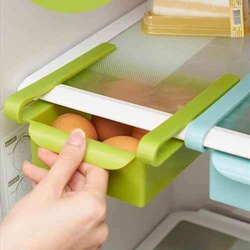 2x1 caja organización refrigerador escritorio cocina estante