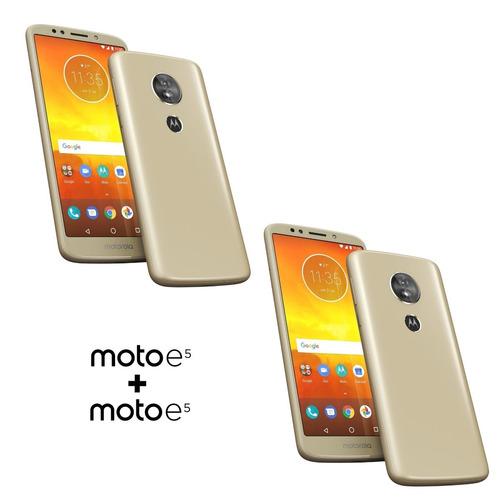 2x1 celulares motorola  moto e5  + celular moto e5 2gb 16gb