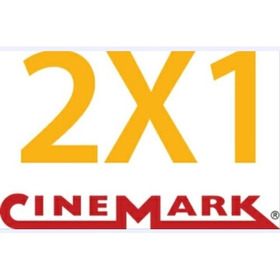 2x1 Cinemark 3d, Xd