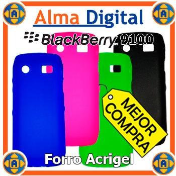 2x1 forro acrigel blackberry pearl 9100 9105 manguera