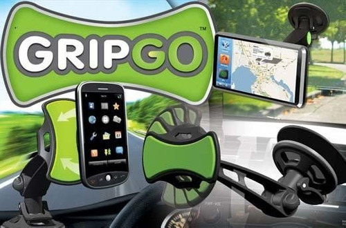 2x1 gripgo porta gps y dispositivos moviles
