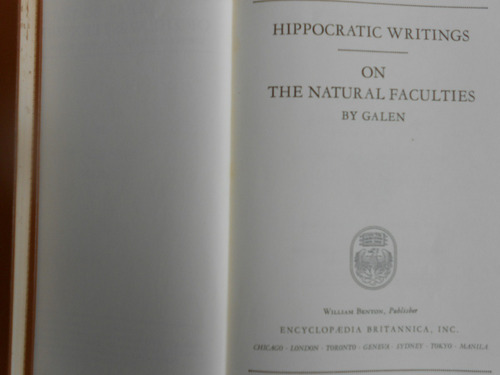 2x1 hippocrates y galen writings natural faculties en ingles