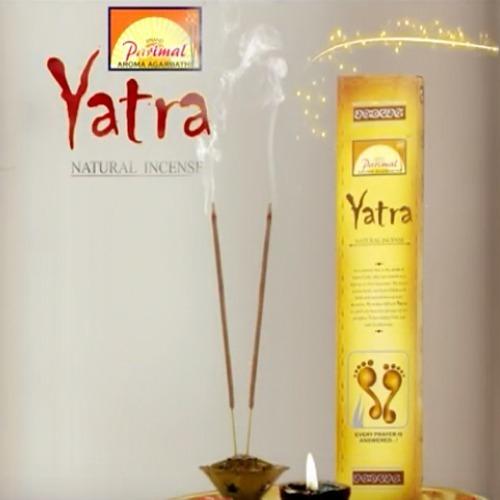 2x1 incienso natural yatra parimal india 360 varas aroma