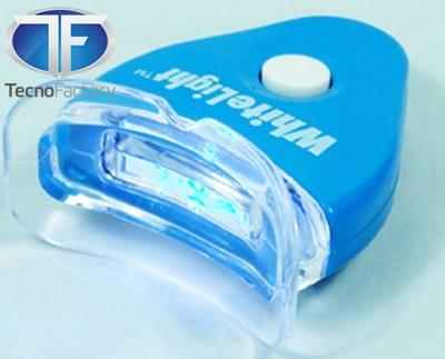 2x1 kit blanqueador dientes white light dental