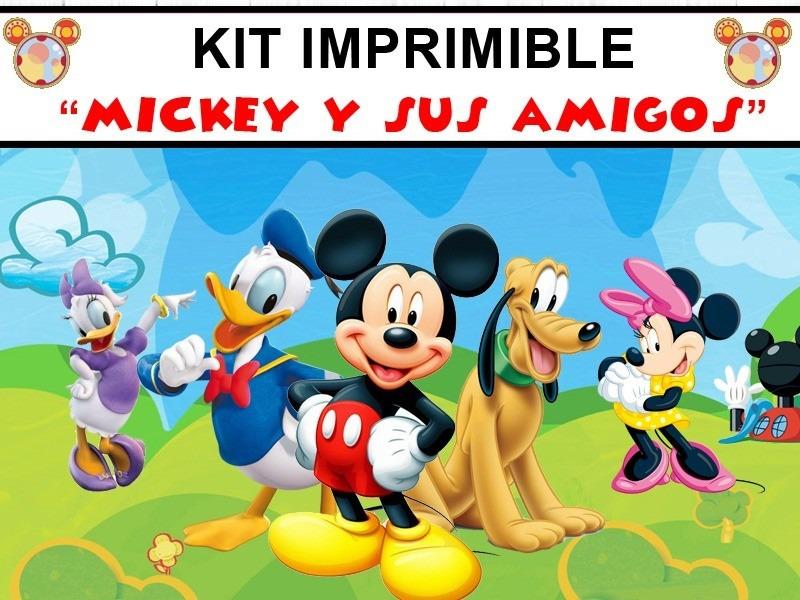 Imagenes De Miki Maus Y Sus Amigos Imagui