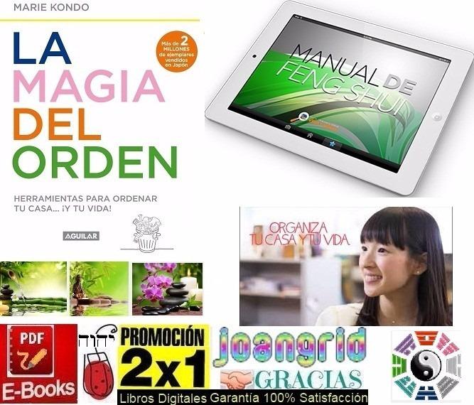 2x1 pdf la magia del orden marie kondo gu a vida y estilo for La magia del orden
