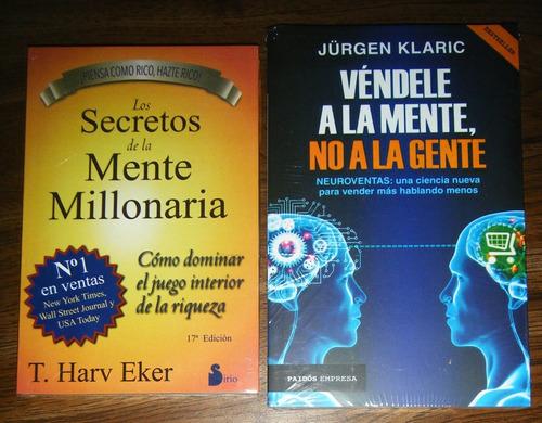 2x1 secretos de la mente millonaria + véndele a la mente