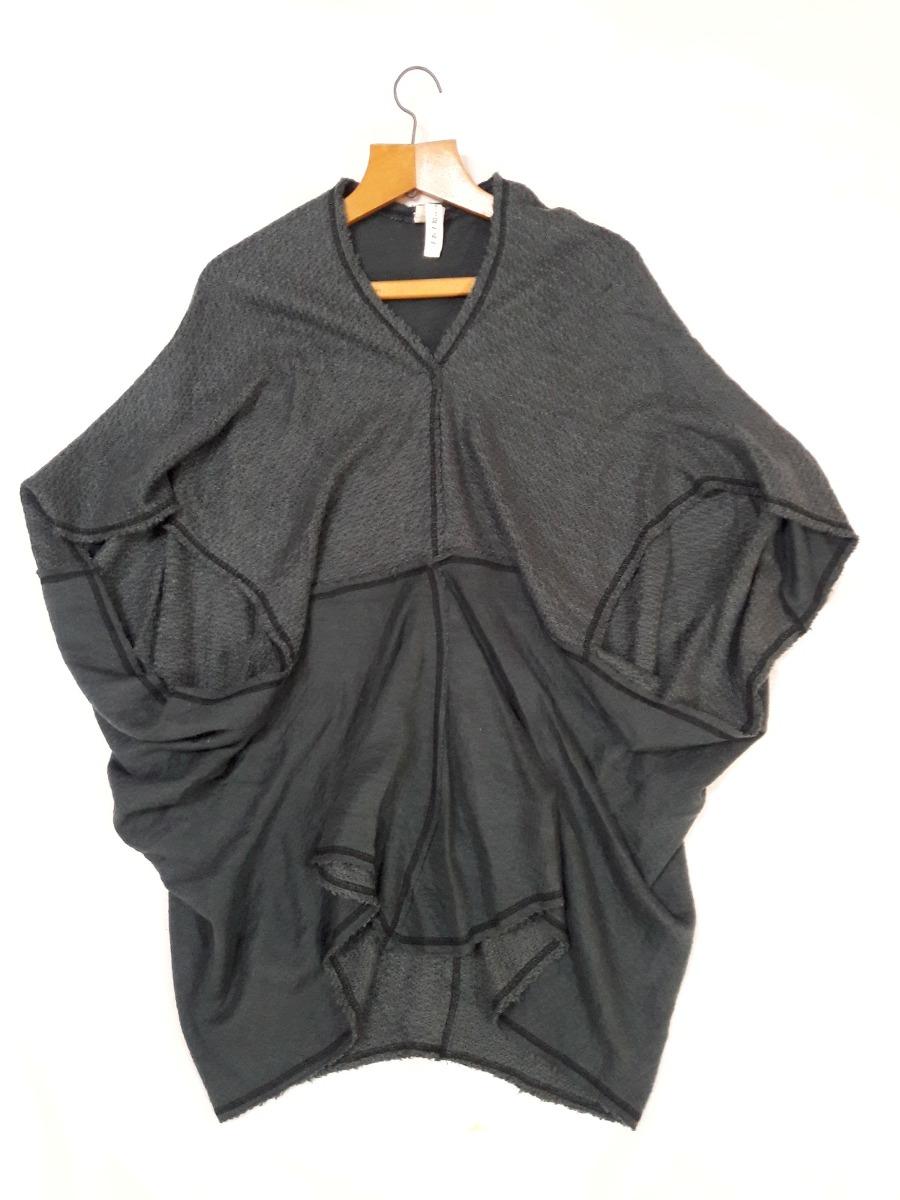 2x1 sweater largo mujer ancho estilo poncho capa oversize. Cargando zoom. 080893b53be9