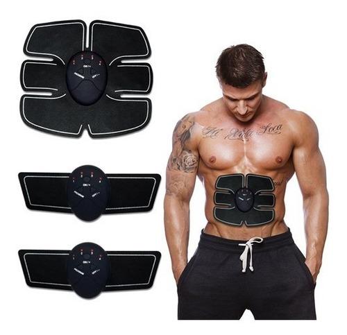 2x1 tonificador abdominal + brazos sixpack blister sellado