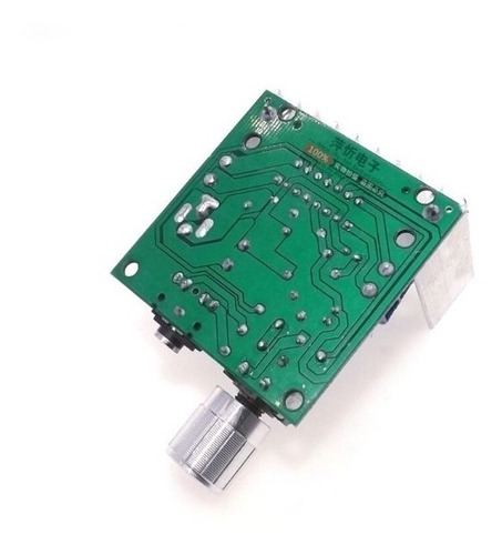 2x15w amplificador tda7297 version b digital audio 30w
