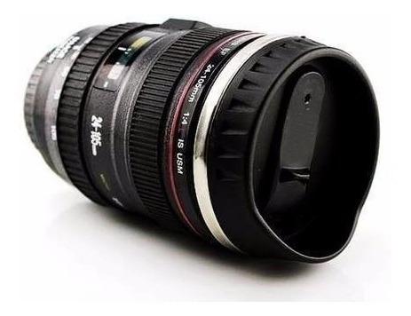 2xcaneca térmica lente canon ef 24-105mm 1:4 usm câmera copo