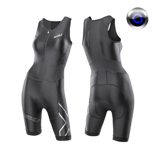 2xu trisuits compresión mujer hombre triatlon ironman 70.3