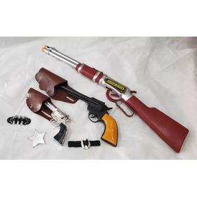 3(treis) Arminha Espingarda Revolver Carabina Sniper Fuzil