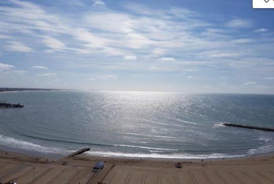 3 amb a la calle con balcón y vista plena  al mar - edificio havanna-