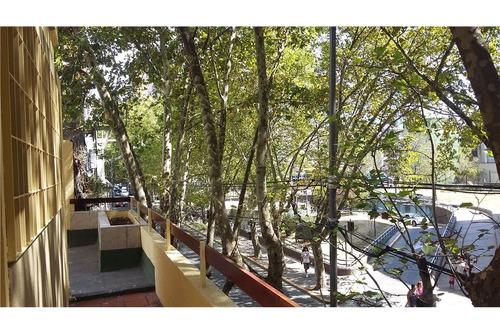 3 amb. c/dep. balcón y terraza venta, san martin