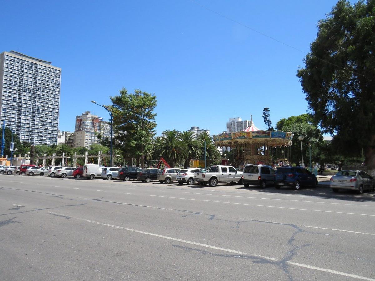 3 amb con balcón -  vista al hotel provincial y mar - orden de venta!
