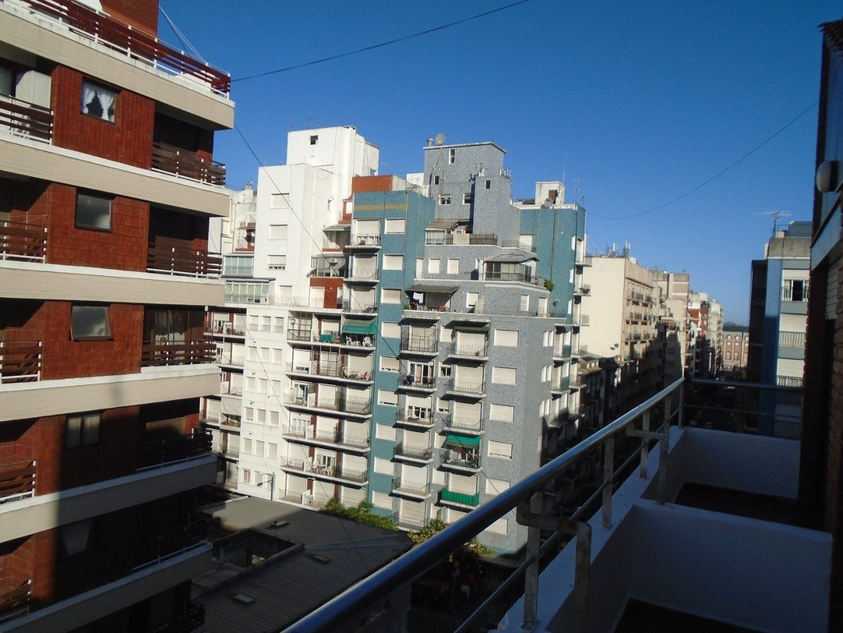 3 amb con terraza y parrilla - tv cable y wifi - disponible marzo