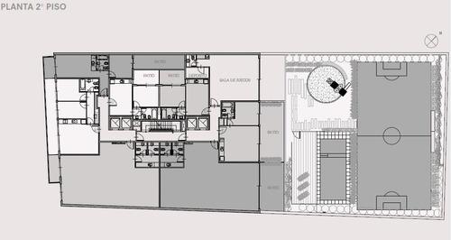 3 amb de 75.28 m2 - emprendimiento en pozo | calidad de construcción y amenities