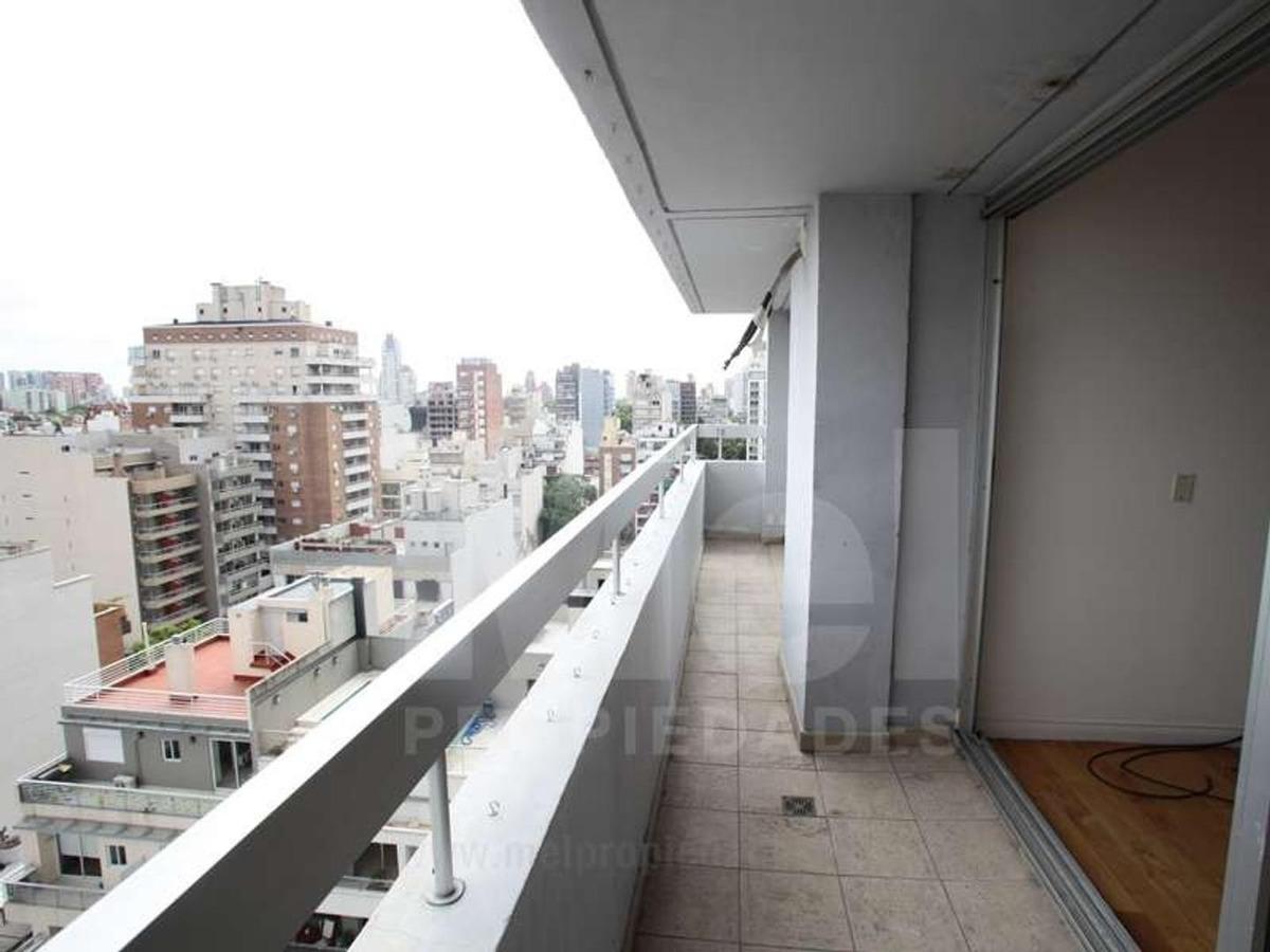 3 amb en torre , con vista abierta y amenities